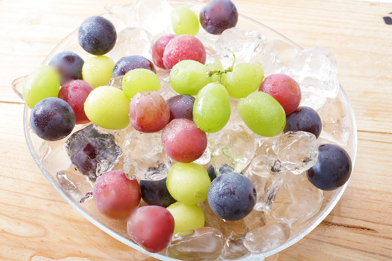 理想園葡萄イメージ